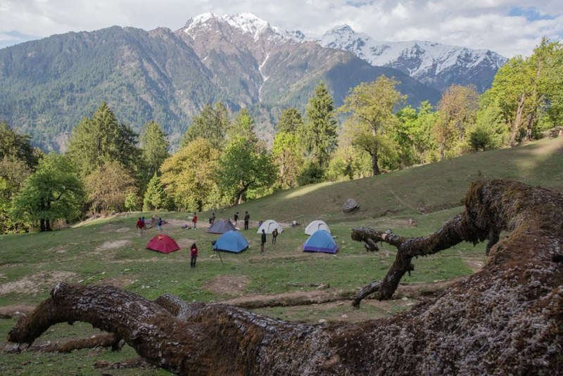 Chandrakhani Pass Trek, Naggar, Kullu Manali