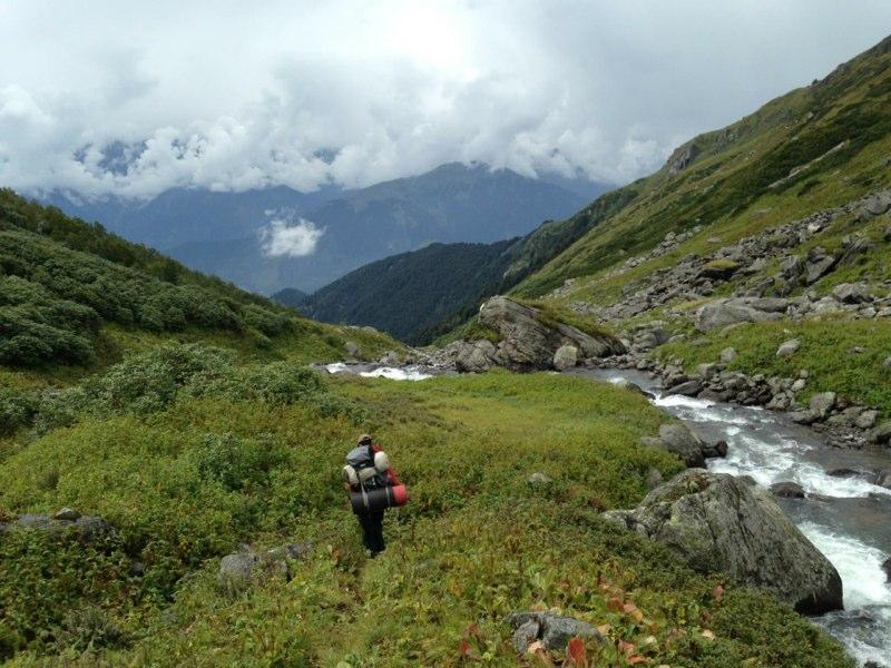 Chanderkhani trek