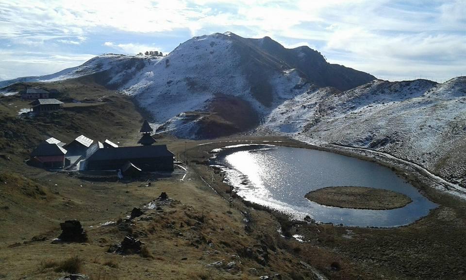 Parashar Lake, Manali Himachal