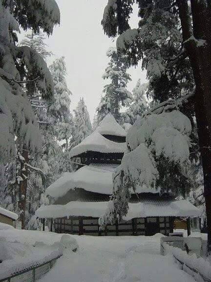 Hadimba Temple, Manali, Himachal