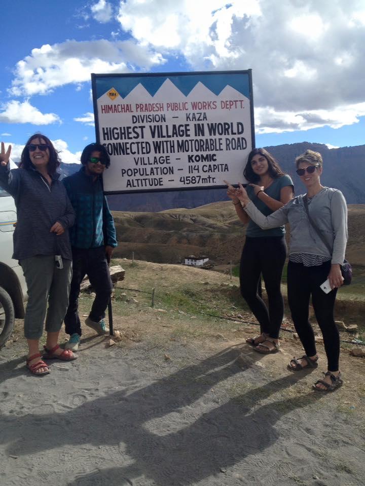 Komic Kibber,Spiti Valley, Himachal