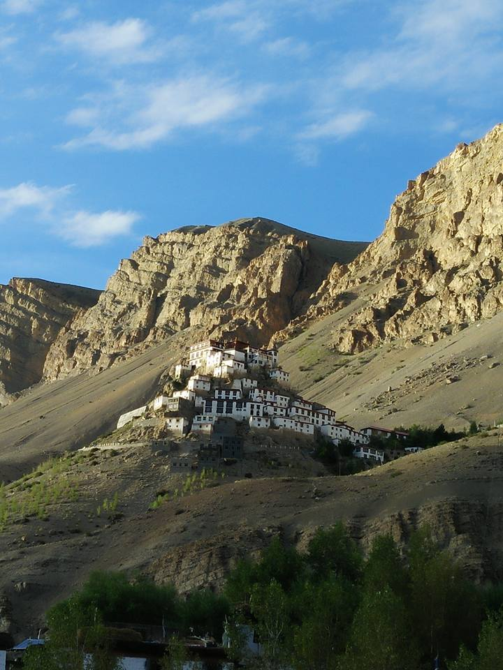Ki Monastery, Spiti Valley, Himachal