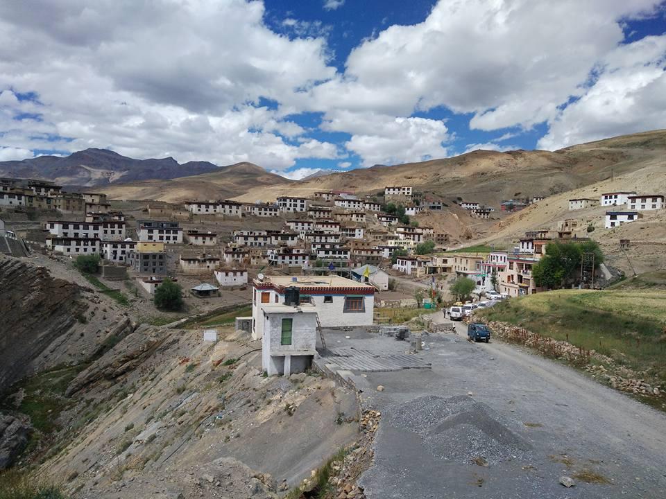 Kibber,Spiti Valley, Himachal