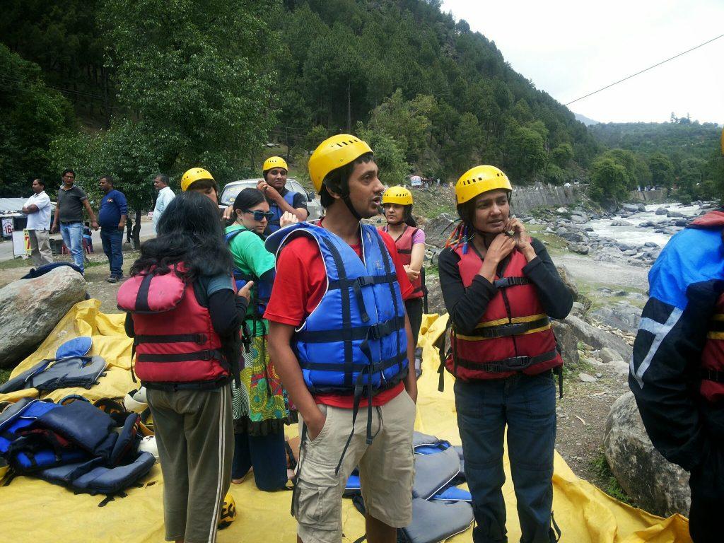 Beas River Kullu Manali Himachal