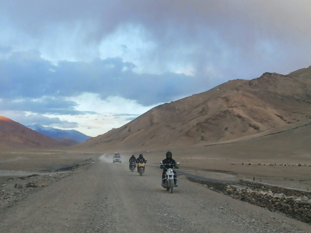 Leh/Ladakh, More Plains, Pang