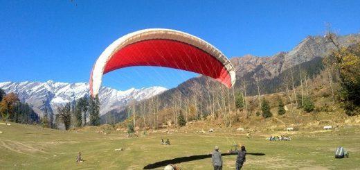Manali Kullu, Himachal, India
