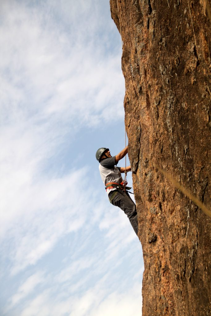 Rock Climbing,Kullu Manali Himachal