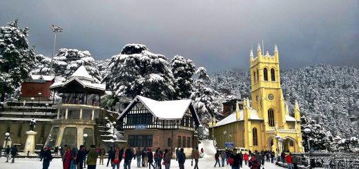 Shimla, Kullu/Manali, Himachal