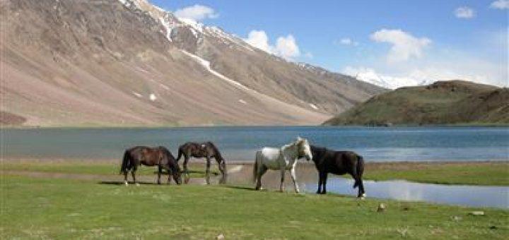 Chandertaal, Lahaul & Spiti, Himachal