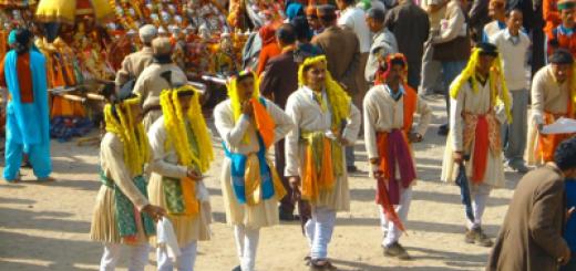 Naggar Mela Kullu Himachal