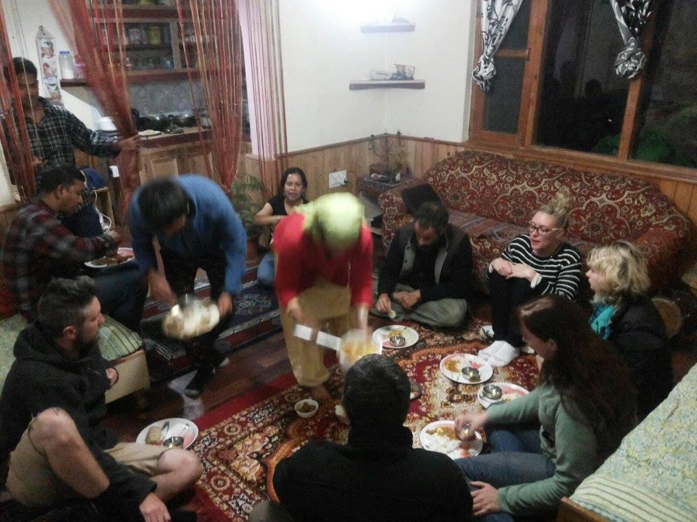 HBA Homestay at Naggar Manali