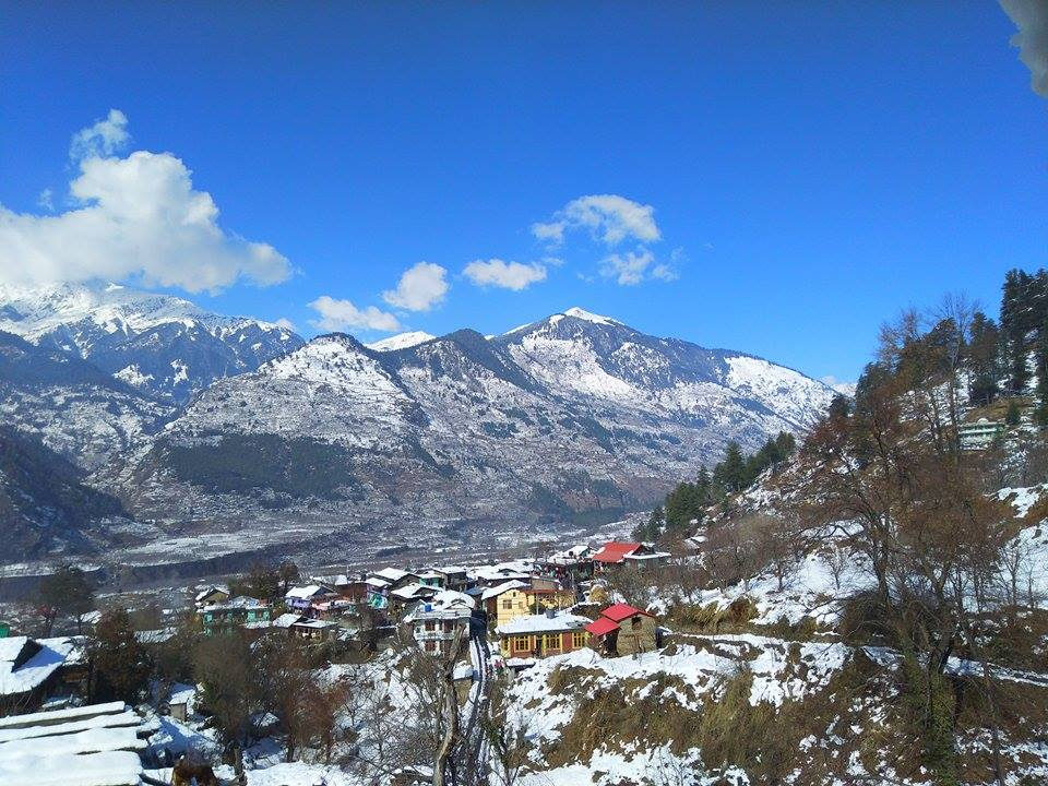 View from HBA Homestay