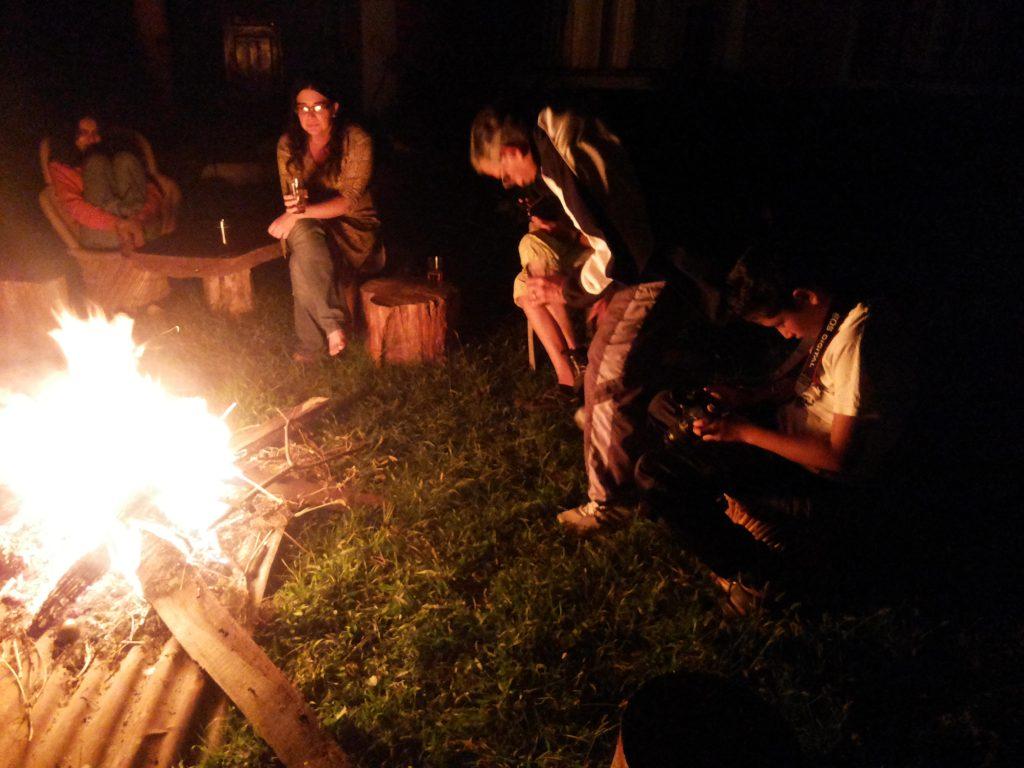 Campfire HBA Homestay at Naggar Manali