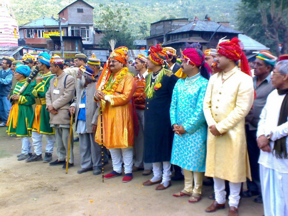 Royal Family Kullu Dussehra