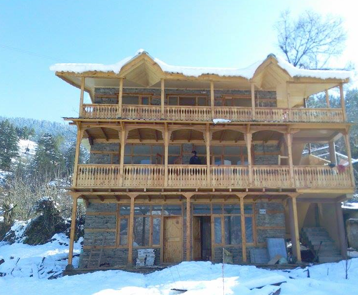 HBA Homestay at Naggar