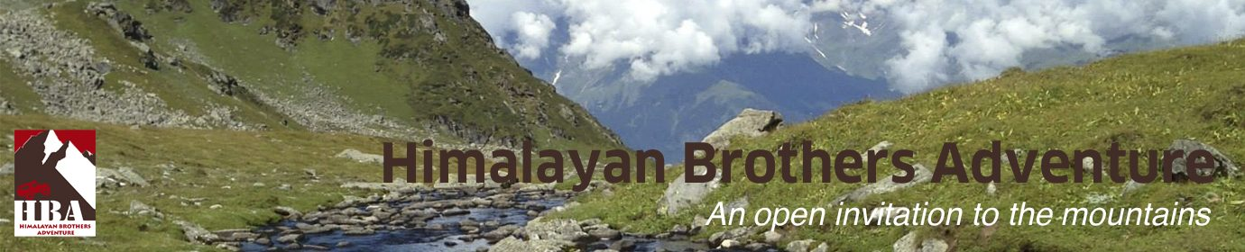 Himalayan Brothers Adventure