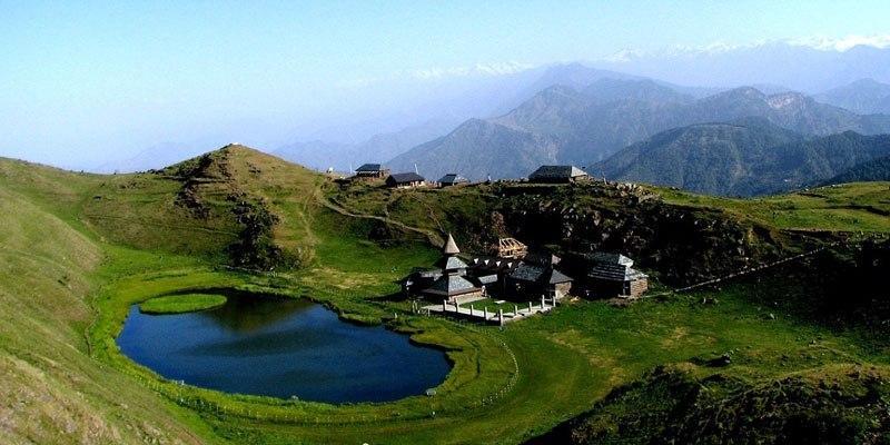 Prashar Lake Himachal
